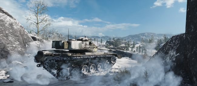 World of Tanks Console débute 2021 avec sa Saison 4 !
