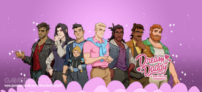 Dream Daddy arrive sur PS4 en tant que Dadrector's Cut