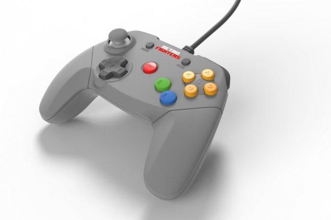 Le financement d'une manette 'Next Gen' pour N64 déjà terminé !