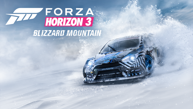 forza horizon 3 blizzard mountain disponible 19 heures. Black Bedroom Furniture Sets. Home Design Ideas