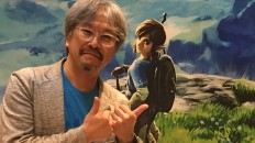 Interview exceptionnelle de Eiji Aonuma !