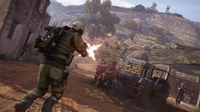 Le mode Mercenaires arrive dans Ghost Recon : Wildlands