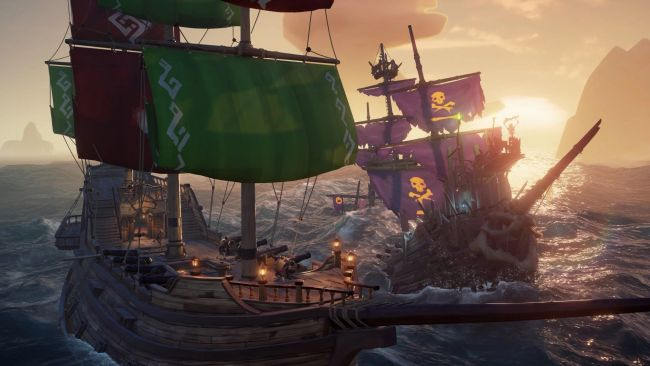 Sea of Thieves bientôt sur Steam