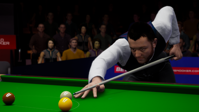 Snooker 19 involves consoles and PC