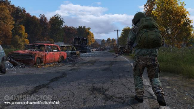 DayZ quitte enfin l'Early Access