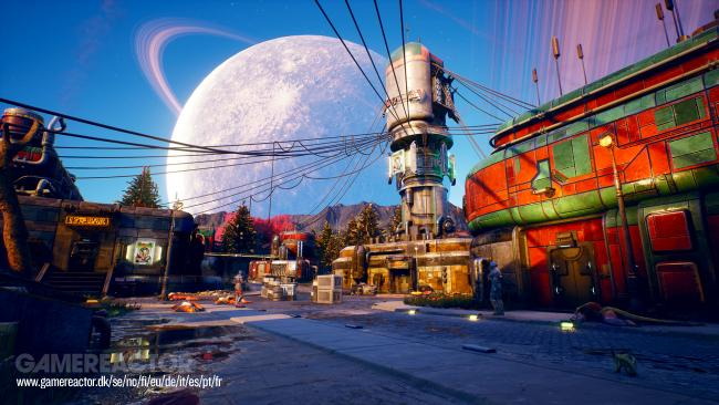 The Outer Worlds prépare une version physique