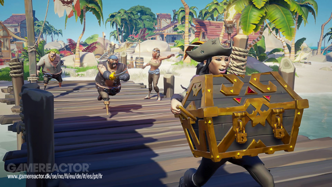 Sea of Thieves : Et si des dinosaures ou des vampires avaient pris la place des pirates ?