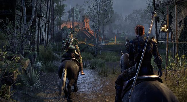Un aperçu de The Elder Scrolls Online: Blackwood