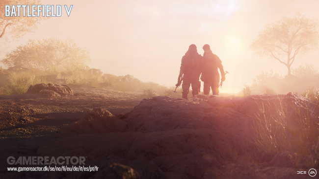 Battlefield V : Découverte des War Stories