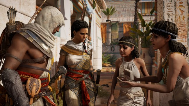 Assassin's Creed Origins - Une heure à Memphis