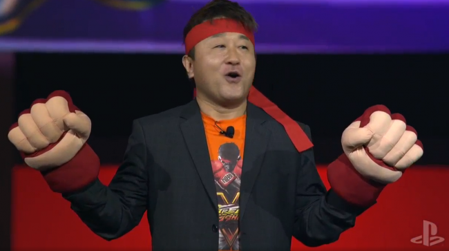 Yoshinori Oni quitte Capcom et Street Fighter