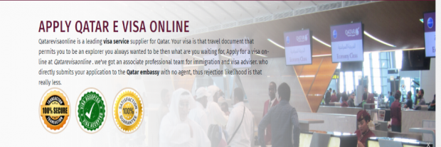 How to apply for Qatar e visa online?