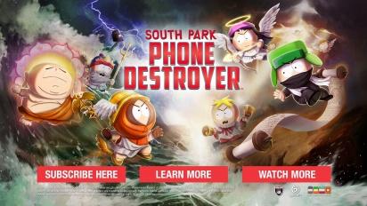 South Park: Phone Destroyer - E3 2017 Official Reveal Trailer