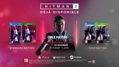 Hitman 2 - Bande-annonce de lancement