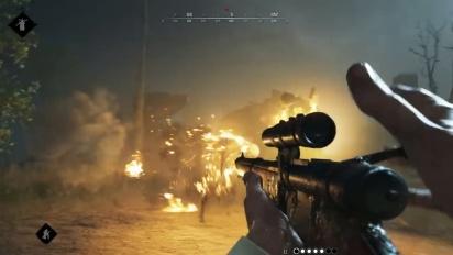 Hunt: Showdown - Immolator Gameplay Trailer