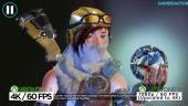 Recore - Comparaison Xbox One X/S