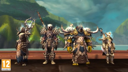 Tides of Vengeance Part 2 - Survival Guide