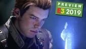 Star Wars Jedi: Fallen Order - E3 Preview