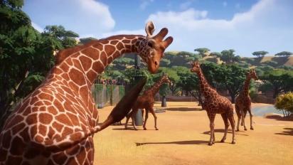Planet Zoo - Gamescom Pre-Order Trailer
