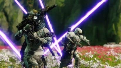 Destiny 2 - Bastion des Ombres : Le Raid Jardin du Salut