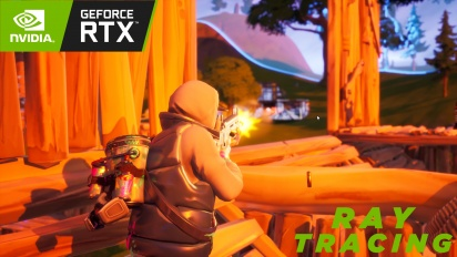 Fortnite - RTX Gameplay