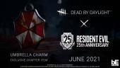 Dead by Daylight - Resident Evil   Teaser
