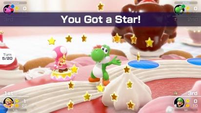 Mario Party Superstars - Announcement Trailer