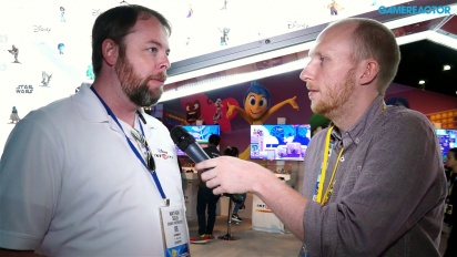 Disney Infinity 3.0 - Mathew Solie Interview