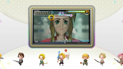 E3 12: Theatrhythm Final Fantasy - Trailer