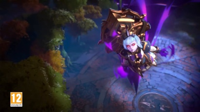 Heroes of the Storm - En lumiere - Orphea