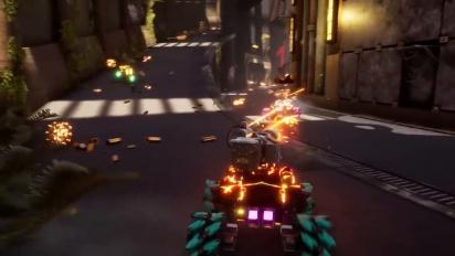 ShockRods - Announcement Trailer