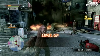 Yakuza: Dead Souls - Additional Gameplay