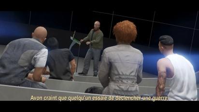 Bande-annonce GTA Online - Le Braquage de la fin du monde