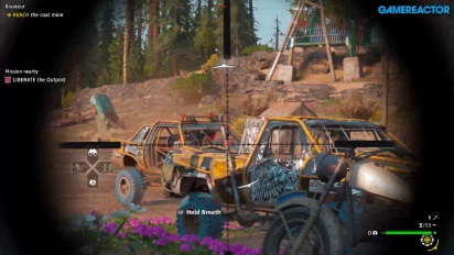 Far Cry: New Dawn - Du Gameplay en 4K