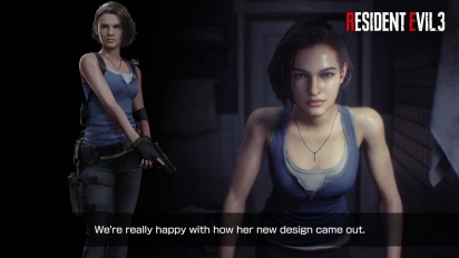 Resident Evil 3 - Special Developer Message