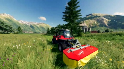 Farming Simulator 19 - Alpine Farming Expansion Reveal Trailer