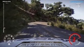 WRC 9 - Rally New Zealand: Te Hutewai Stage Gameplay