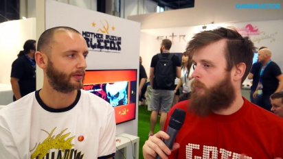 Mother Russia Bleeds - Alexandre Muttoni Interview