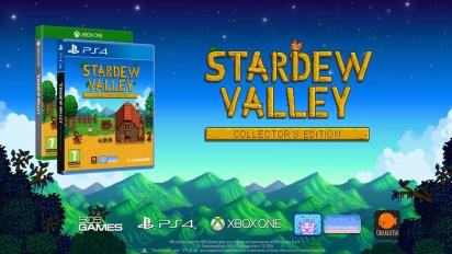 Stardew Valley - Retail Collector's Edition Announement