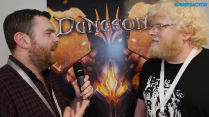 Dungeons 3 - Christian Wolfertstetter Interview