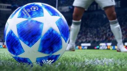 FIFA 19 - Demo Trailer