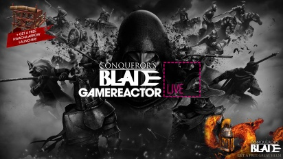 Conqueror's Blade - Season 1 'Seize the Crown' Livestream Replay