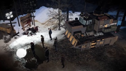 Wasteland 3 - Dev Diary 1: Character Creation, Customization & Combat