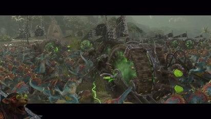 Total War: Warhammer II - The Laboratory Gameplay Trailer
