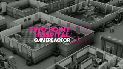 Two Point Hospital - Livestream Replay