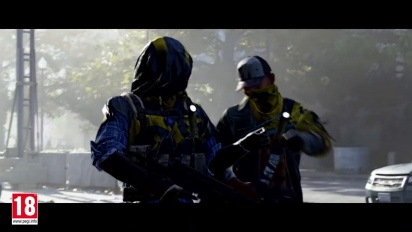 The Division 2 - What is The Division 2?