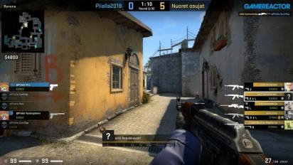 OMEN by HP Liga - Div 5 Round 1 - nuoret osujat vs Pilalla - Inferno