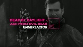 Dead by Daylight (Ash vs The Evil Dead) - Livestream Replay