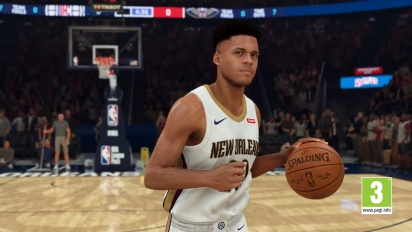 NBA 2K20 - MyPLAYER Builder Trailer