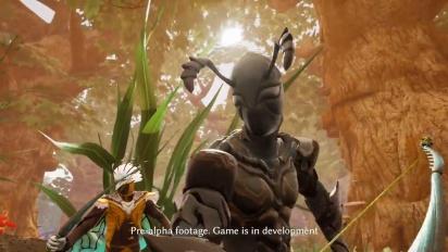 Smalland - First Official Gameplay Trailer E3 2021